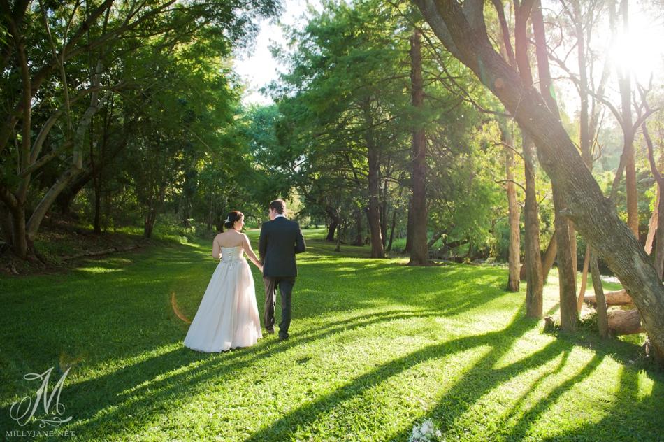 Bundaleer Rainforest Vintage Wedding